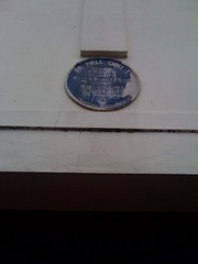 Photo of Charles Stewart Parnell blue plaque