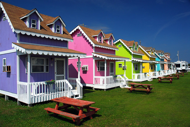 Colorful Cottages | Fl... Nice Normal Houses