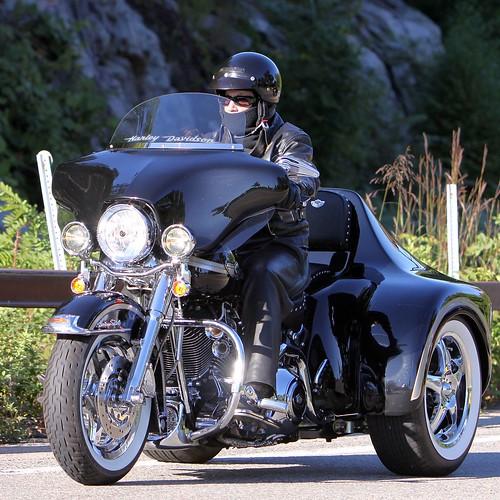 Harley-Davidson Heritage Softail Trike 0909194612w