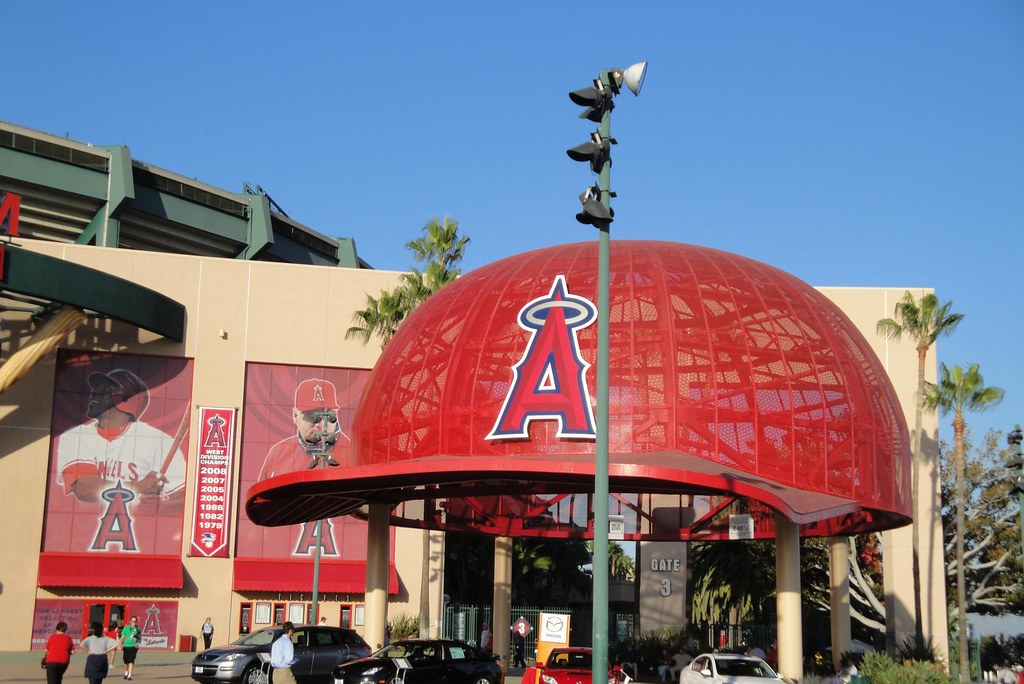 Big Cap, Angel Stadium of Anaheim