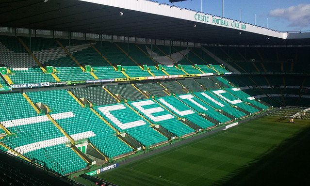 North Stand Celtic Park Flickr Photo Sharing