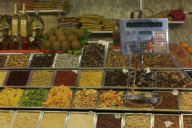 Mercado de San José - La Boqueria