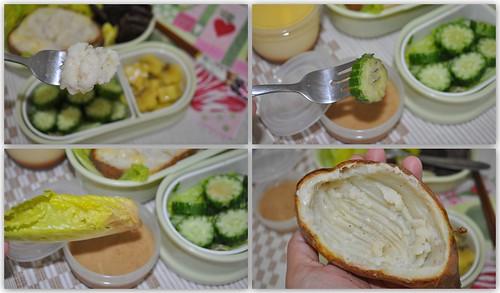 A Boxed Meal: #15 ~ Mashed Potato and Beef Teriyaki