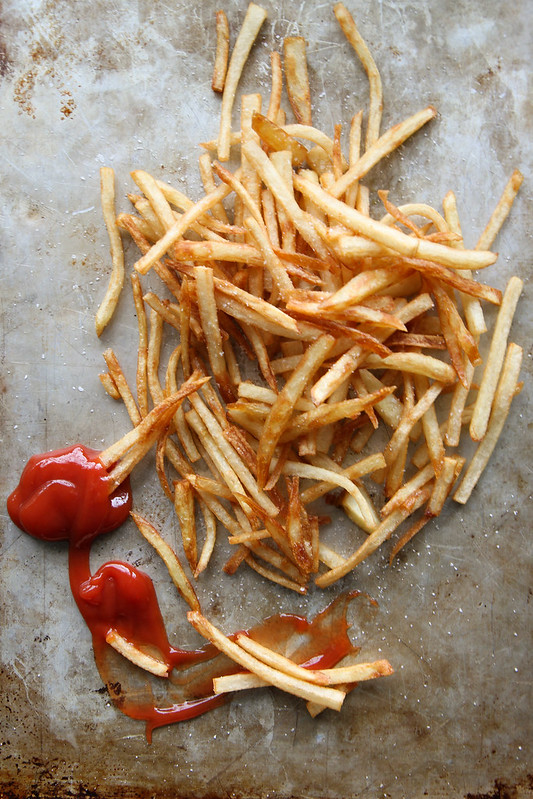 Crispy Skinny French Fries Heather Christo