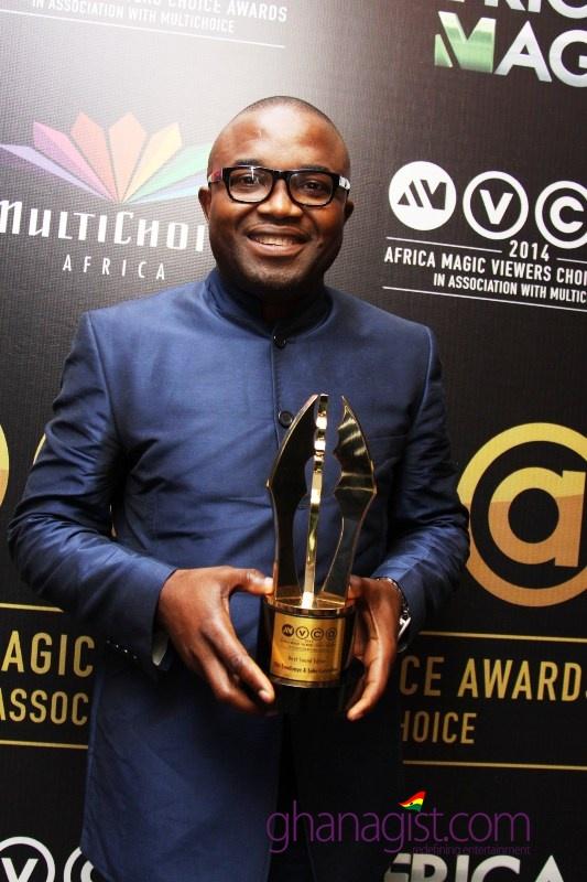 Obi Emelonye Best Sound Editor