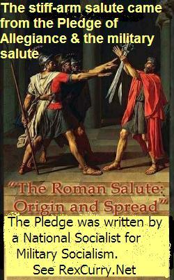 Roman salute cinema history ideology, Martin Winkler & fascist dogma debunked