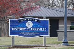 Historic Clarksville Indiana.