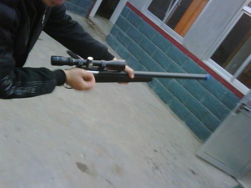 玩具枪巴雷特