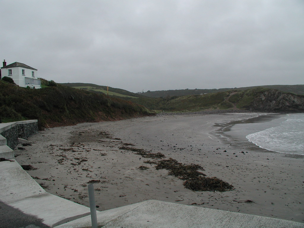 Kennack Sands Beach Helston