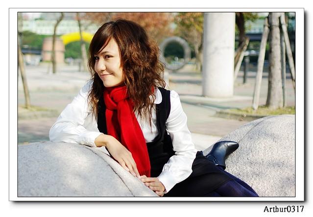 台大校園-Lily