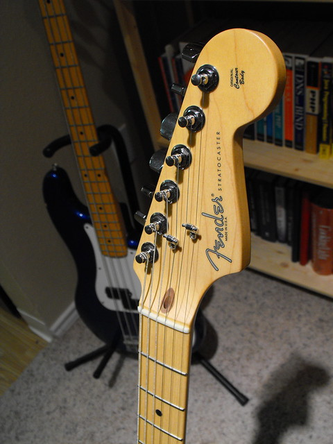 Photo:2003 Fender Stratocaster By Tim Patterson