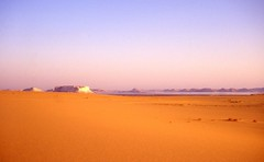 Early morning at Siwa Oasis, Egypt