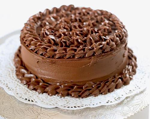 Black Magic Chocolate Cake | Flickr - Photo Sharing!