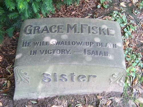 Grace M. Fiske