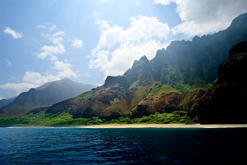 Snorkel Cruise of the Na Pali Coast