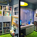 New Home Office by Gregory Han