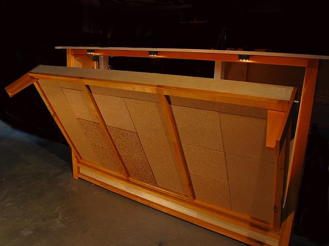 lit escamotable simple flickr photo sharing. Black Bedroom Furniture Sets. Home Design Ideas