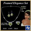 Framed Elegance Set