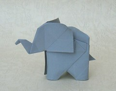 Origami Elephant Can Anyone Tell Me Who Is The Folder Of T