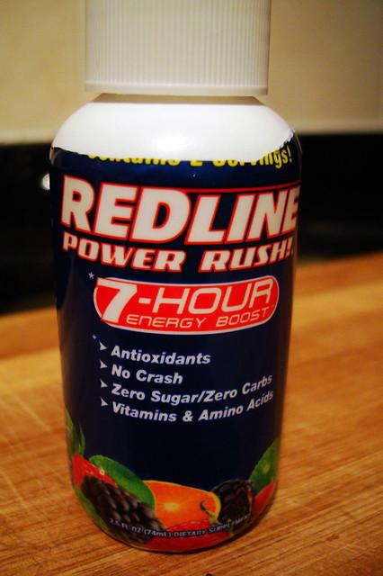 Redline Energy Drink Vs Cocaine