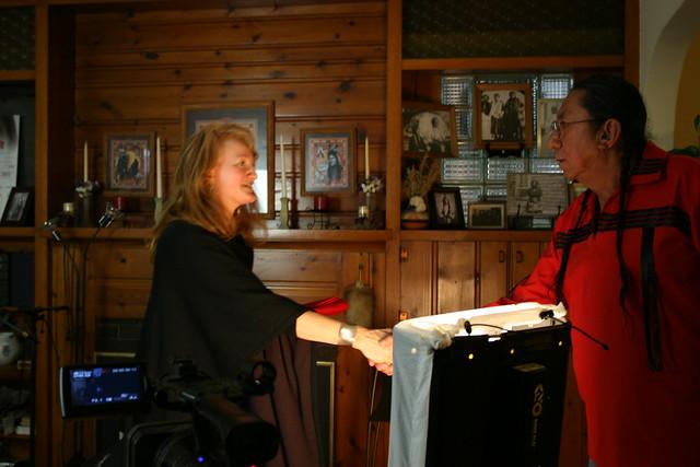Krista Tippett meets Ernie LaPointe, Sitting Bull's great-grandson
