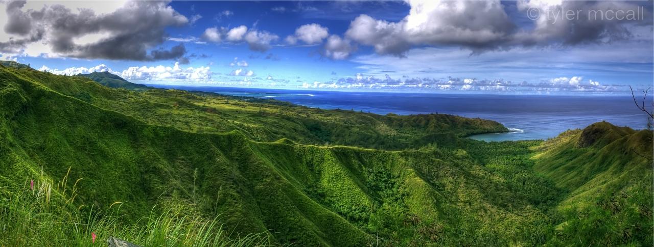 Guam Panorama