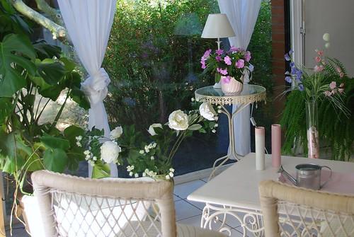 Aménager son jardin d'hiver - Blog Almateon