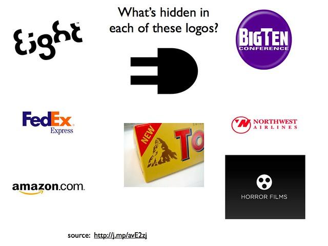 Hidden in Logos 1 | Flickr - Photo Sharing!