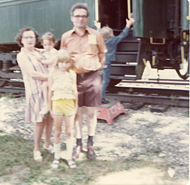 Prairie Dog Train
