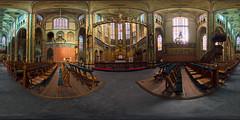 Willibrordus Church Interior