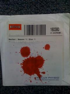 Notes To Netflix - Dexter S1D1