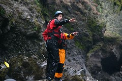 mountaineering(0.0), abseiling(0.0), climbing(0.0), adventure(1.0), sports(1.0), recreation(1.0), outdoor recreation(1.0), coasteering(1.0), extreme sport(1.0), canyoning(1.0),