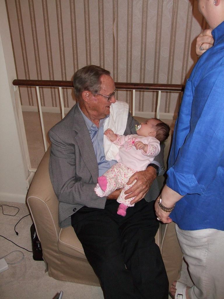 Meeting Granddaddy