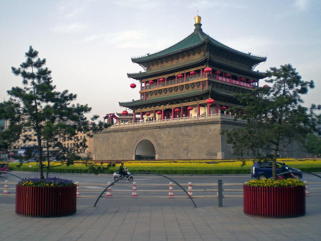 Xian May 2008
