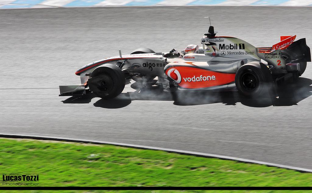 Entrenamientos F1 - Jerez by lucastozzi