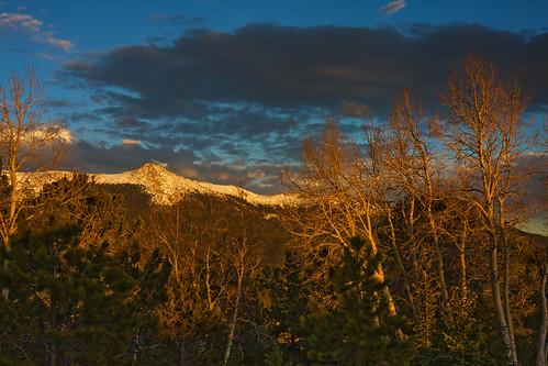colorado sunsets muellercoloradostatepark