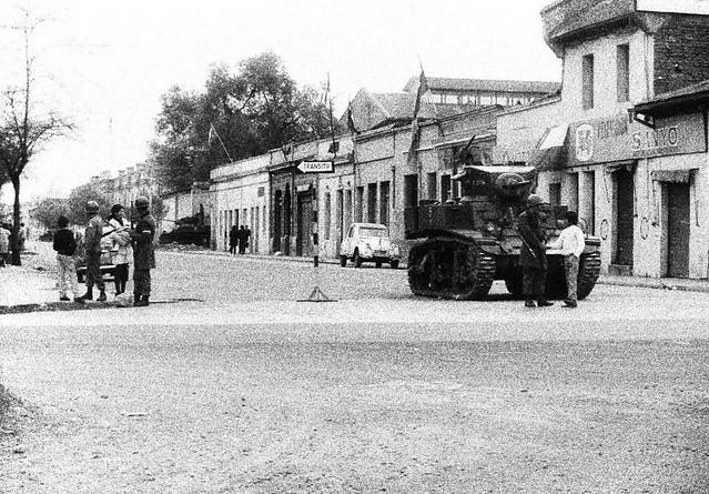 Golpe, Santiago, 1973