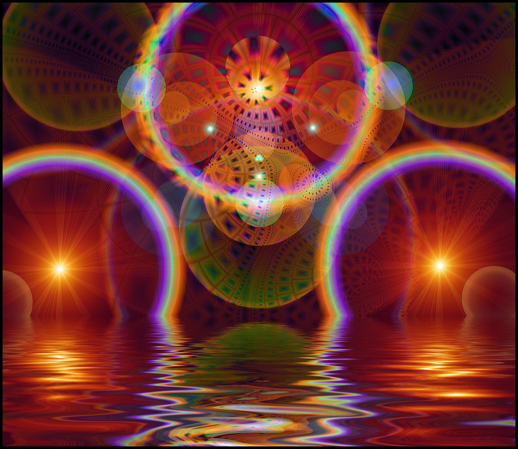 psy | Mellow D's original artwork, copyright 2009 | Mellow D