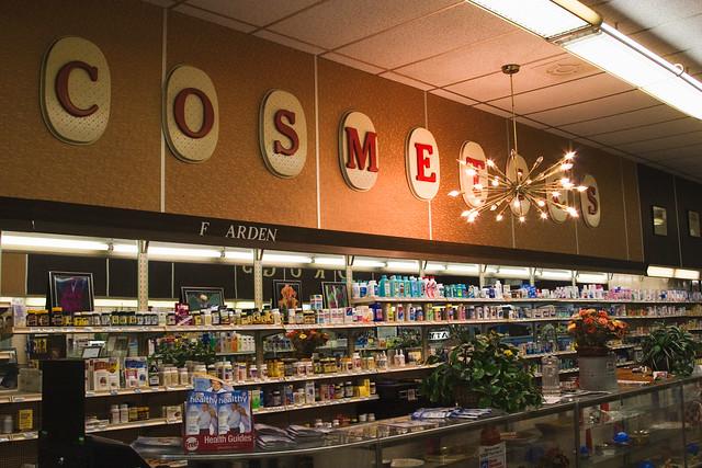 Smith Drug Company - Interior shots