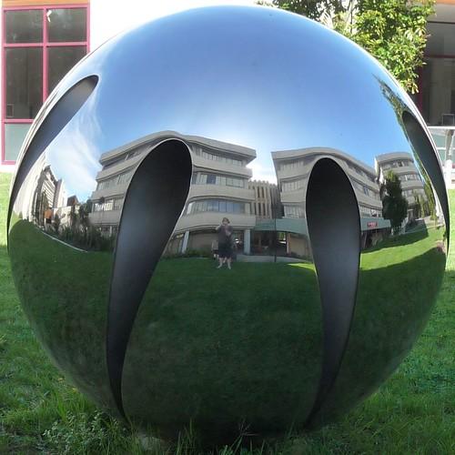 shiny ball
