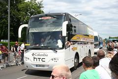 Columbia HTC team coach
