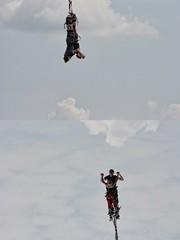 parachute(0.0), freestyle motocross(0.0), snowboarding(0.0), winter sport(0.0), freestyle skiing(0.0), parachuting(0.0), adventure(1.0), jumping(1.0), sports(1.0), extreme sport(1.0), stunt performer(1.0),