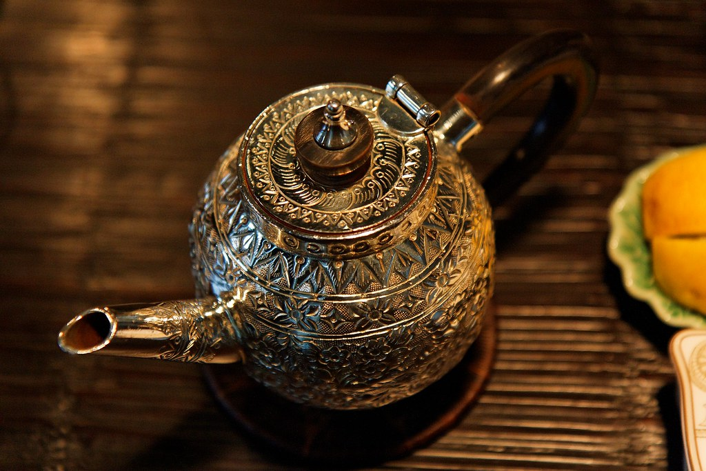 Erawan Tea Room Dinner