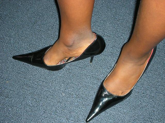 Pointy Toe Shoes Modshop