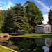 "Cincinnati - Spring Grove Cemetery & Arboretum ""Fleischmann Mausoleum - Reflected"" by David Paul Ohmer"