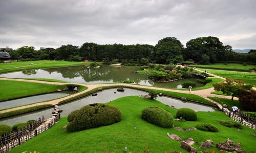 Algunos lugares para visitar en jap n taringa for Jardines okayama