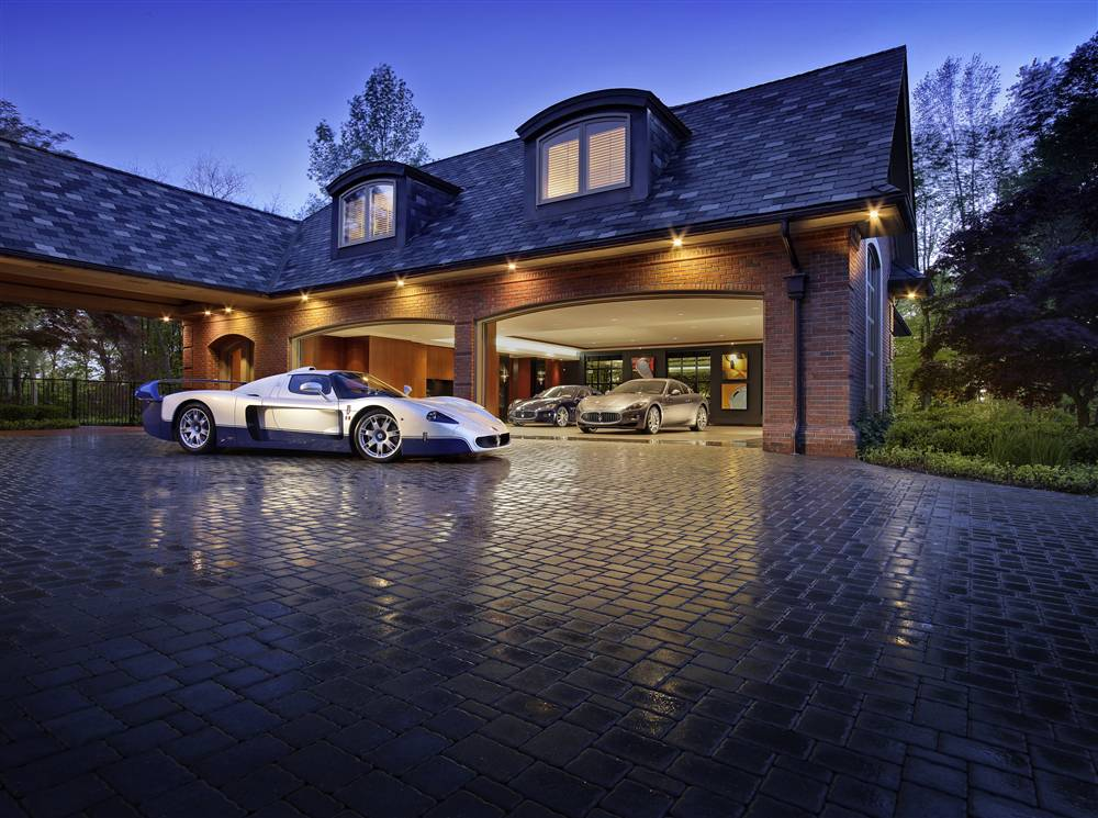 World 39 s most beautiful garages exotics insane garage for 4 piani di casa auto garage