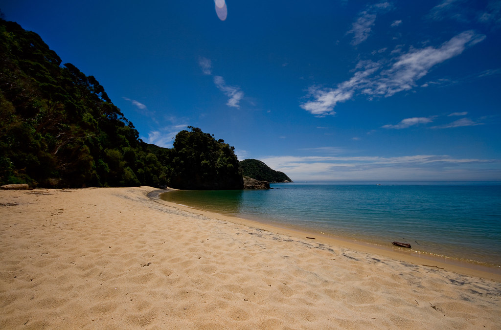 Tasman Bay пляж