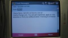 sms text marketing