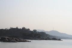 Banks of 'Brahmaputra' River